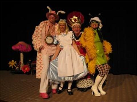 Alice in Funk-a-delic Land
