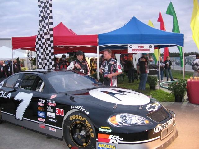 Motorola - The Motorola Race Car