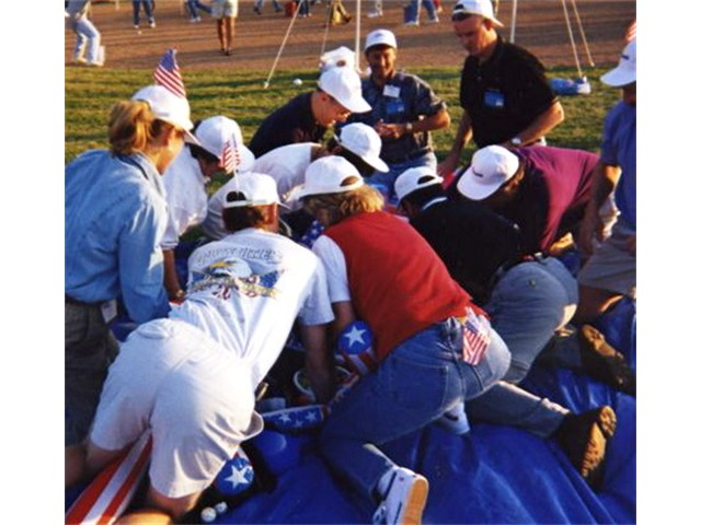 The Corporate Sports Challenge - Huddle