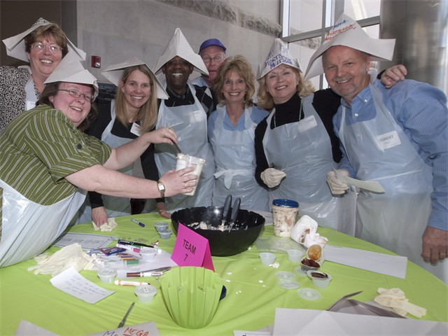 The Great American Ice Cream Social - We All Scream for Ice Cream